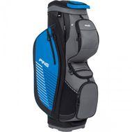 Ping Traverse II Cart Bag Black/Grey/Birdie Blue