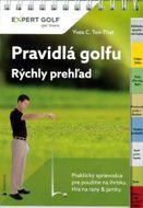Pravidlá golfu, ilustrované pre roky 2016- 2019