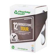 REPLAY GOLF Bridgestone B330-RX Tour 12KS