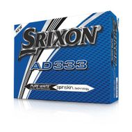 Srixon AD333-7 pure white 12ks lopty