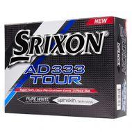 Srixon AD333 Tour pure white 12ks lopty