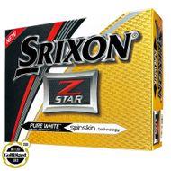 Srixon Z-Star pure white 2018 12ks lopty