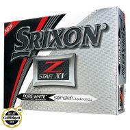 Srixon Z-Star XV pure white 2018 12ks lopty