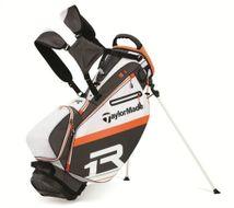 TaylorMade Apollo Stand bag grey/orange