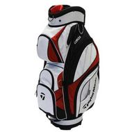 Taylormade Corza Cart Bag 2015 white/red/black