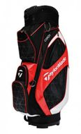 Taylormade Corza Cart Bag 2016 Black/Red/White