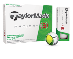 TaylorMade Project (a) 2016 12ks lopty