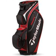 TaylorMade San Clemente Cart Bag 2016 Red/Black/White