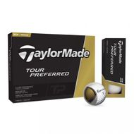 TaylorMade Tour Preferred 2016 lopty s potlačou