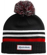 TaylorMade Winter Beanie čiapka čierna
