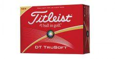 Titleist DT TruSoft 2016 12ks lopty s potlačou