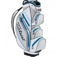 Titleist Stadry Cart Bag 2016 Grey/White/Ice blue