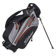 Titleist Stadry Stand bag 2015 black/orange/grey