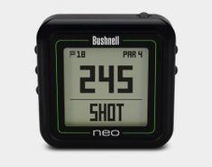 Bushnell NEO Ghost Black GPS