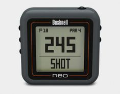 Bushnell NEO Ghost Charcoal GPS