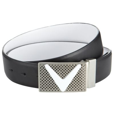 Callaway Chev Reversible Belt white/black opasok