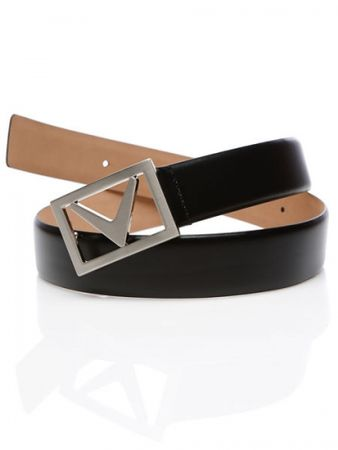 Callaway Chevron Belt black opasok