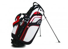 Callaway Fusion 14 Stand Bag 2016 white/black/red