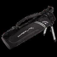 Callaway Hyperlite 1+ single strap pencil Stand Bag 2016 black/white