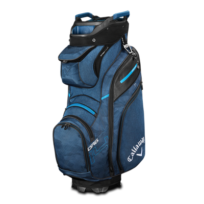 CALLAWAY ORG 14 2019 CART BAG navy/camo/royal