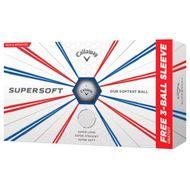 Callaway Supersoft Superpack 15ks lopty limitovaná séria