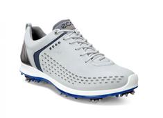 ECCO BIOM G2 Concrete/Royal blue topánky
