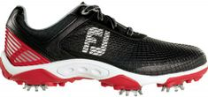FootJoy Junior black/red topánky