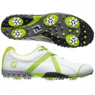 FootJoy M:Project White/Lime topánky