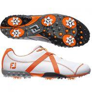 FootJoy M:Project White/Orange topánky