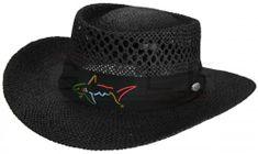 Greg Norman klobúk čierny