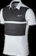 Nike MOMENTUM FLY FRAMING BLOCK White/Dark Grey/Dark Grey/Flat Silver pánske tričko
