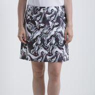 Nivo Farah Skorts white dámska sukňa