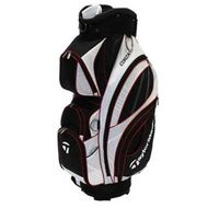 Taylormade Corza Cart Bag 2015 black/white/red