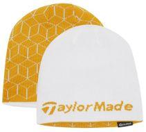 TaylorMade Ladies Tour Turquoise čiapka biela/žltá