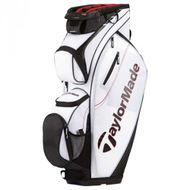 TaylorMade San Clemente Cart Bag 2016 White/Black/Red