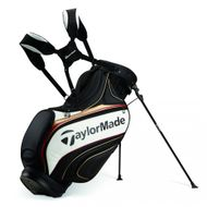 TaylorMade Tour Stand Bag 2016 white/red/gold/black