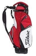 Titleist Lightweight Cart Bag red/white