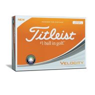 Titleist Velocity ORANGE 2018 12ks lopty