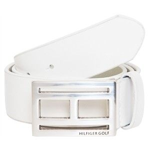 Tommy Hilfiger Trophy Belt white opasok - Golfové palice 01d59fb90b6