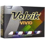 VOLVIK VIVID biele 12ks